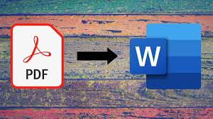 The best converter PDF to Word online is available in PDFSimpli