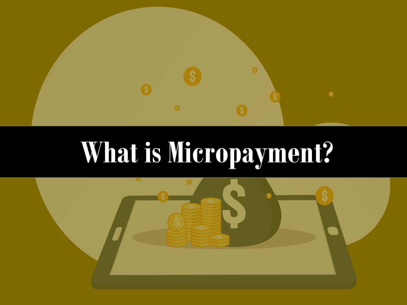 How Do Micropayment And Micropayment Policy Go Hand In Hand?